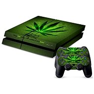 Lea PS4 Weed - Sticker