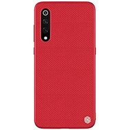Nillkin Textured Hard Case for Xiaomi Mi9 Red - Mobile Case