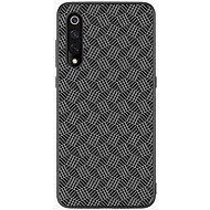 Nillkin Synthetic Fiber Plaid for Xiaomi Mi9 Black - Mobile Case