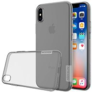 Nillkin Nature for Apple iPhone X Grey - Mobile Case