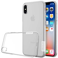 Nillkin Nature for Apple iPhone X Transparent - Mobile Case