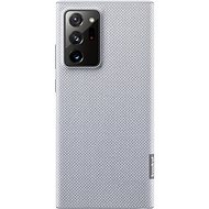 Samsung Ecological Back Cover made of Recycled Material for Galaxy Note20 Ultra 5G Grey - Mobile Case