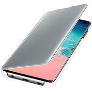 Samsung Galaxy S10 Clear View Cover White