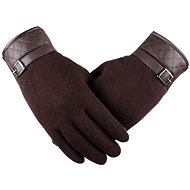 Lea Retro Brown - Gloves