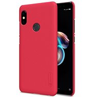 Nillkin Frosted for Xiaomi Max 3 Red - Mobile Case