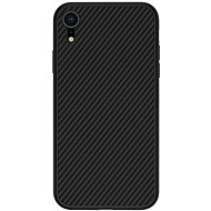 Nillkin Synthetic Fiber Protective Rear Cover for Carbon for Apple iPhone XR Black