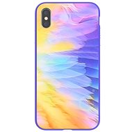 Nillkin Ombre Hard Case for Apple iPhone XS Max Purple - Mobile Case