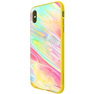 Nillkin Ombre Hard Case for Apple iPhone XR Yellow