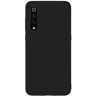 Nillkin Synthetic Fiber Carbon for Xiaomi Mi9 Black - Mobile Case