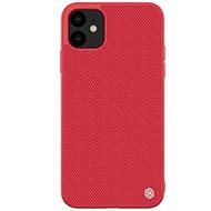 Nillkin Textured Hard Case for Apple iPhone 11 red - Mobile Case