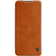 Nillkin Qin Leather Case for Xiaomi Redmi 9, Brown - Mobile Phone Case