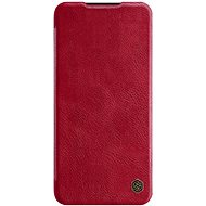 Nillkin Qin Leather Case for Xiaomi Redmi Note 8 Pro Red - Mobile Phone Case