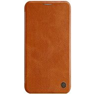 Nillkin Qin Book for Apple iPhone 11 Pro Max brown - Mobile Phone Case