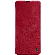 Nillkin Qin for Samsung Galaxy A71 Red - Mobile Phone Case