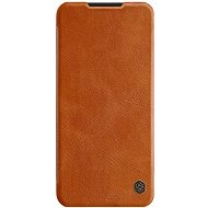 Nillkin Qin for Xiaomi Redmi Note 8T Brown - Mobile Phone Case