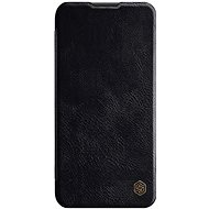 Mobile Phone Case Nillkin Qin Leather Case for Huawei P40 Lite, Black - Pouzdro na mobil