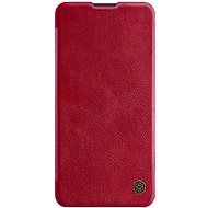 Nillkin Qin Leather Case for Huawei P40 Pro Red - Mobile Phone Case