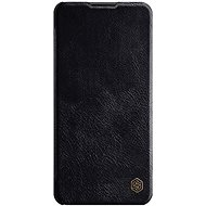 Nillkin Qin for Samsung Galaxy A21s, Black - Mobile Phone Case