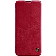 Mobile Phone Case Nillkin Qin for Samsung Galaxy A31 Red - Pouzdro na mobil