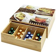 Scanpart Tray for Coffee Capsules or Tea - Organiser