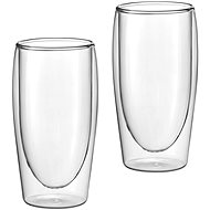 Scanpart Cafe Latte Thermo Glass, 2pcs - Termosklenice