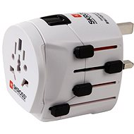 SKROSS World Adapter Pro+ PA40 - Travel Power Adapter