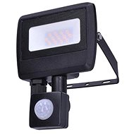 Solight LED Easy Floodlight with Sensor, 10W, 800lm, 4000K, IP44