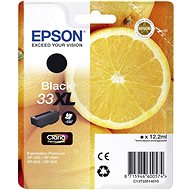 Epson Singlepack Black 33XL T3351 - Cartridge