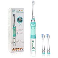 Seago SG-977 Green - Electric Toothbrush for Children