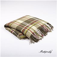MATĚJOVSKÝ Scottish plaid DAN - Blanket