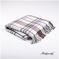 MATĚJOVSKÝ Scottish Plaid VIKTOR - Blanket