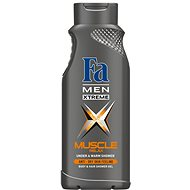 FA Men Xtreme Muscle Relax 400ml - Men's Shower Gel