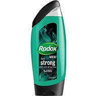 RADOX Men Feel strong mint & tea tree 2in1 250ml - Men's Shower Gel
