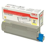 OKI 46490401 Yellow - Toner