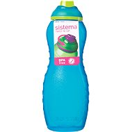 SISTEMA 700ml Davina Online Range Blue - Drink bottle