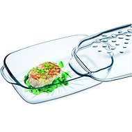 SIMAX Rectangular Dish with Lid 3.2l - Roasting Pan