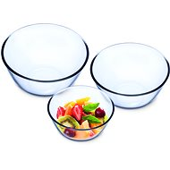 SIMAX Set of Mixing Bowls 3pcs - Kneading Bowl