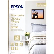 Epson Premium Glossy Photo Paper A4 15 sheets - Photo Paper