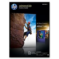 HP Advanced Glossy Photo Paper 10 x 15cm - Photo Paper