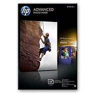 HP Advanced Photo Paper Glossy 10 x 15cm - Photo Paper