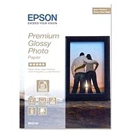 Epson Premium Glossy Photo 13x18cm 30 sheets - Photo Paper