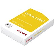 Canon Yellow Label Paper A4 (C) - Paper