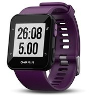 Garmin Forerunner 30 Violet Optic - Smartwatch