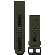 Garmin QuickFit 26 silicone green strap - Watch band