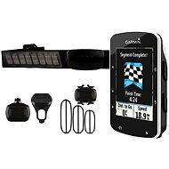 Garmin Edge 520 Bundle - Cyclo computer