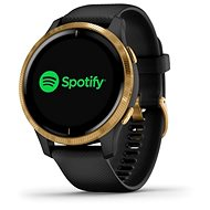 Garmin Venu Black/Gold - Smartwatch