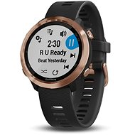 Garmin Forerunner 645 Music Rose Gold - Smartwatch