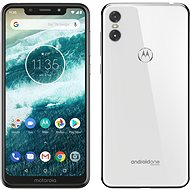 Motorola One Lite NFC white - Mobile Phone