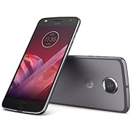 Motorola Moto Z2 Play Lunar Grey - Mobile Phone