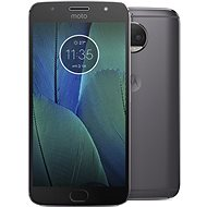 Motorola Moto G5s Plus Lunar Grey Single SIM - Mobile Phone